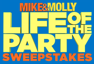 Mike & Molly Life of the Party Sweepstakes Rules